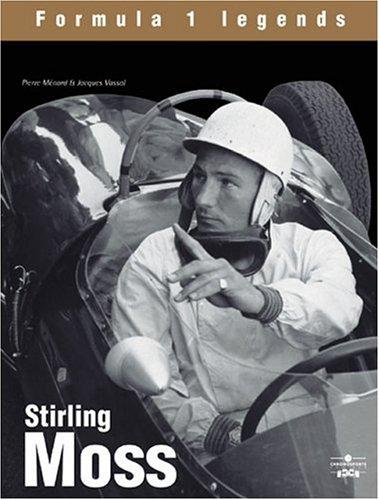 Stirling Moss By Pierre Menard