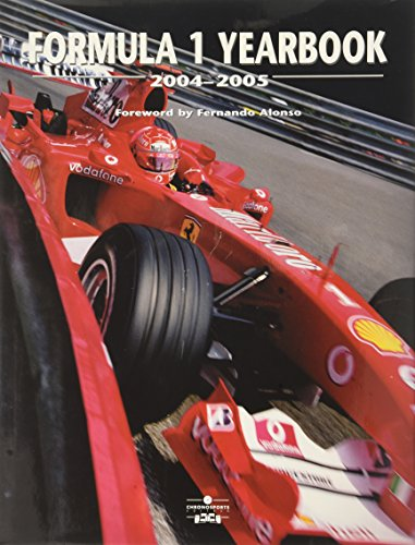 Formula 1 Yearbook 2004-2005 By Thierry Gromik
