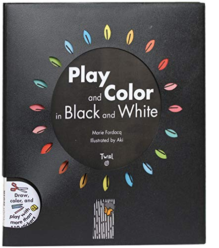 Play and Color in Black and White By Marie Fordacq