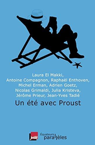 Un ete avec Proust par Collectif