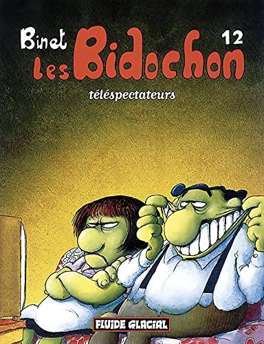 Les Bidochon, tome 12 : Téléspectateurs By Binet
