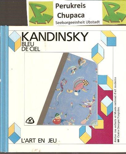 Sky Blue, Vassily Kandinsky By Max-Henri De Larminat