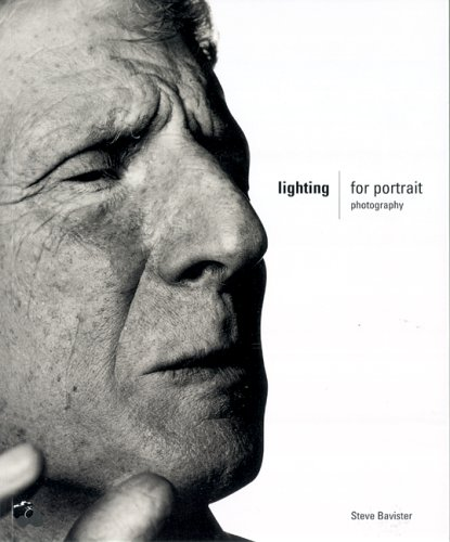 Lighting for Portraits by Bavister, Steve Hardback Book The Cheap Fast Free Post