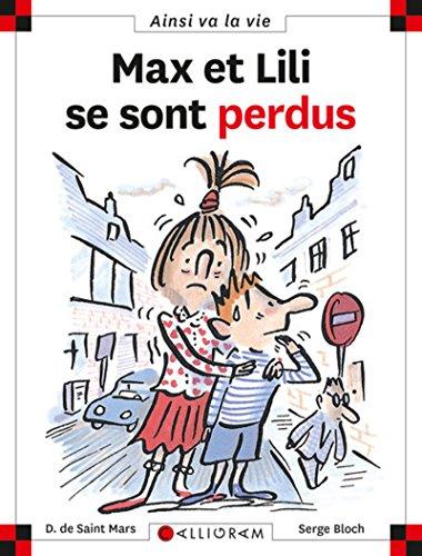 Max et Lili se sont perdus (35) By Dominique de Saint-Mars