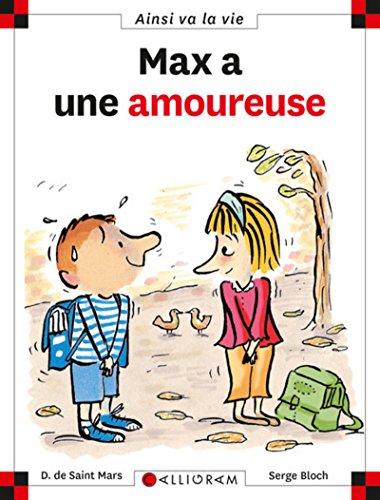 Max a une amoureuse (40) By Dominique de Saint-Mars