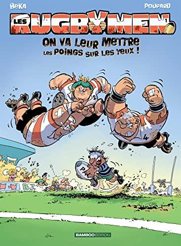 Rugbymen Tome 1 By Poupard ET Beka