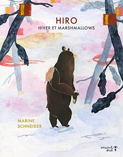 Hiro, hiver et marshmallows By Marine Schneider