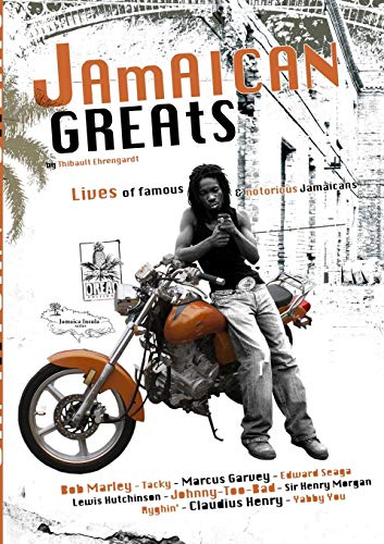 Jamaican Greats By Thibault Ehrengardt