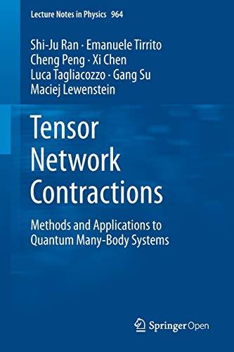 Tensor Network Contractions By Shi-Ju Ran