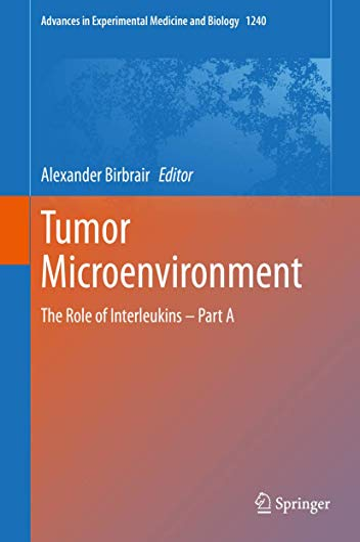 Tumor Microenvironment By Alexander Birbrair