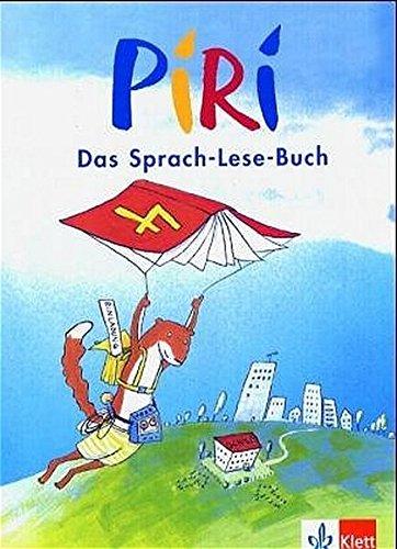 Piri. Das Sprach-Lese-Buch. 4. Schuljahr. Schülerbuch By Hock-Schatz/Kargl/Schimmler/Trautmann