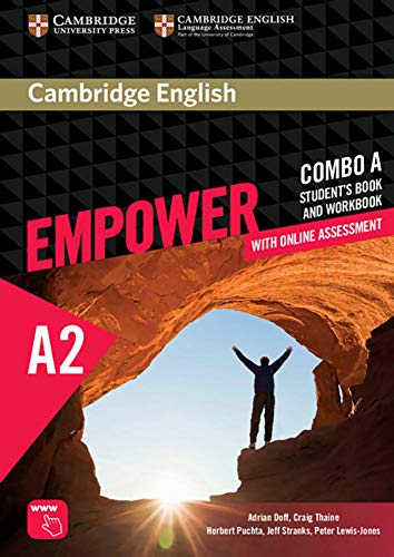 Cambridge English Empower Elementary (A2) Combo A: Student's book (including Online Assesment Package and Workbook)