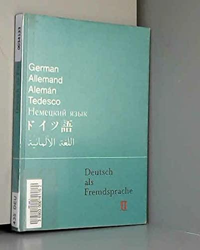 Deutsch Als Fremdsprache - Level 3 By K Braun