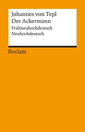 Der Ackermann by Tepl