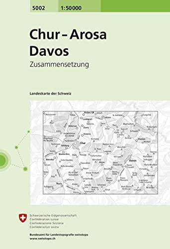 Chur / Arosa / Davos By Collectif