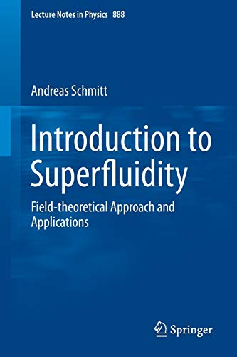 Introduction to Superfluidity By Andreas Schmitt