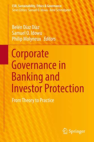 Corporate Governance in Banking and Investor Protection By Belen Diaz Diaz