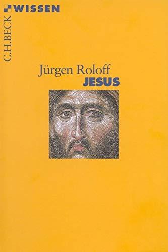Jesus By Jurgen Roloff