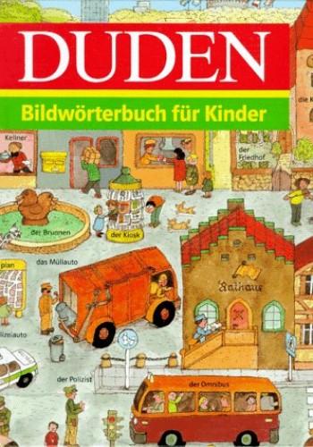 Bildworterbuch Fur Kinder von Monika Paschmann