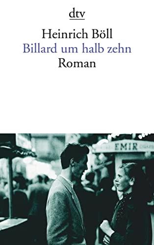 Billard um halbzehn By Heinrich Boll