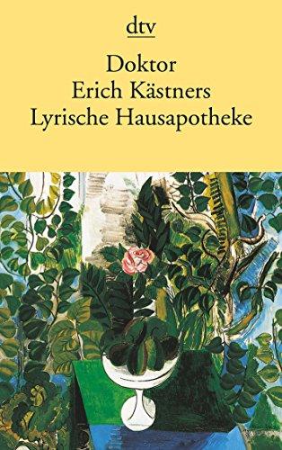 Lyrische Hausapotheke By Erich Kastner