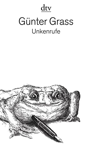 Unkenrufe by Gunter Grass