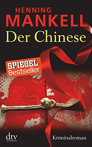 Der Chinese By Henning Mankell