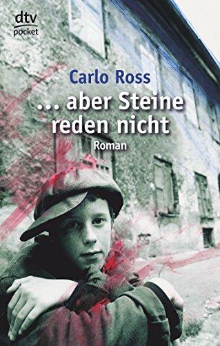 Aber Steine Reden Necht By Carlo Ross