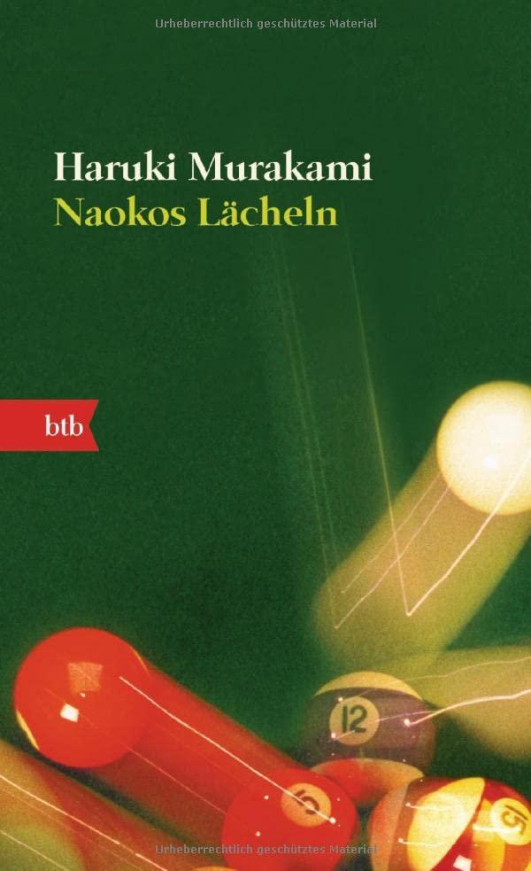 Naokos Lacheln By Haruki Murakami