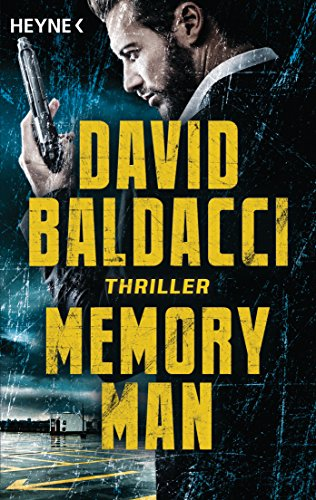 Memory Man: Thriller By David Baldacci