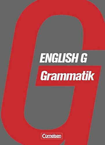 English G. Grammatik.