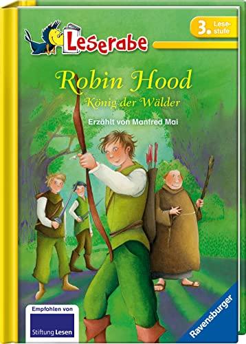 Robin Hood, Konig der Walder By Manfred Mai