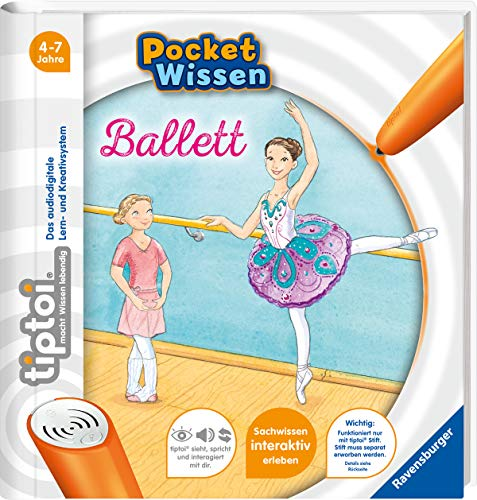 tiptoi® Ballett By Karolin Kntzel