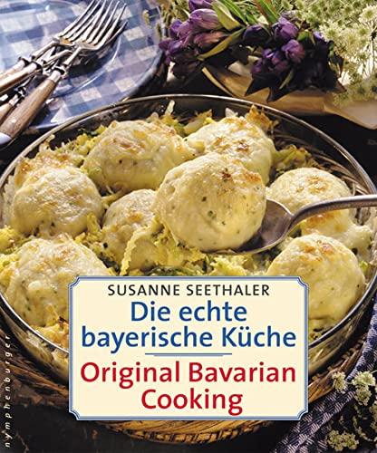 Die echte bayerische K che. Traditional Bavarian Cooking Book The Fast Free 9783485010450   eBay