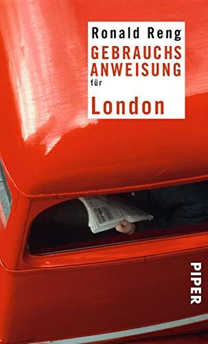 Gebrauchsanweisung für London By Ronald Reng