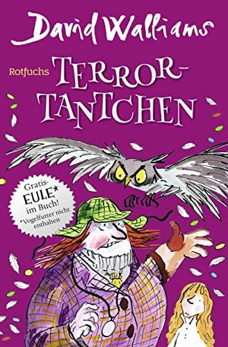 Terror-Tantchen By David Walliams