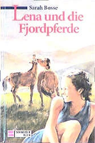 Lena und die Fjordpferde