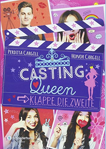Casting-Queen, Band 02: Klappe, die zweite By Honor Cargill
