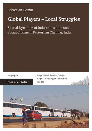 Global Players - Local Struggles By Sebastian Homm