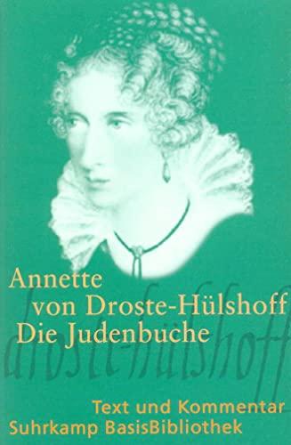 Die Judenbuche By Annette von Droste-Hulshoff