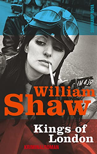 Kings of London By William Shaw