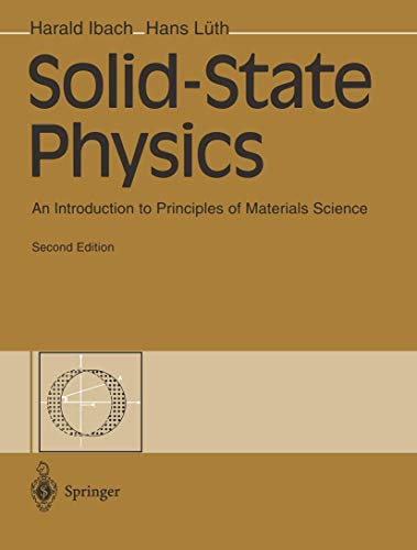 Solid State Physics By H. Ibach