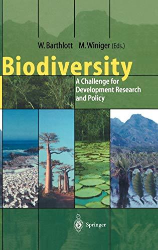 Biodiversity By N. Biedinger