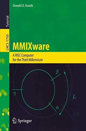 MMIXware By Donald E. Knuth