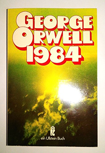 Neunzehnhundertvierundachtzig (6605 230). By George Orwell