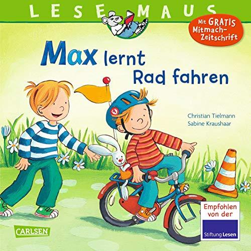 Max lernt Rad fahren By Christian Tielmann