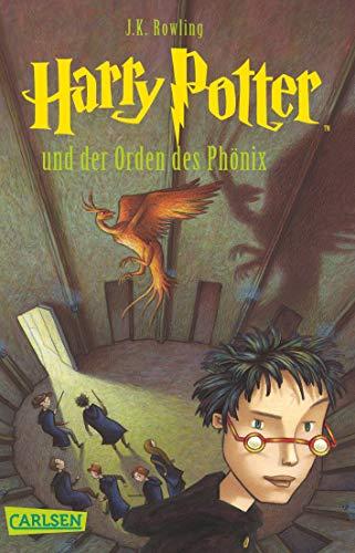 Harry Potter Und Der Orden Des Phonix von J. K. Rowling