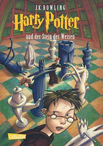 Harry Potter Und Der Stein Der Weisen von J. K. Rowling
