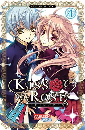 Kiss of Rose Princess 04 By Aya Shouoto