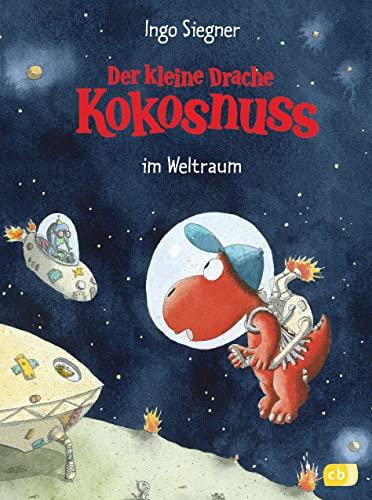 Der kleien Drache Kokosnuss im Weltraum By Ingo Siegner